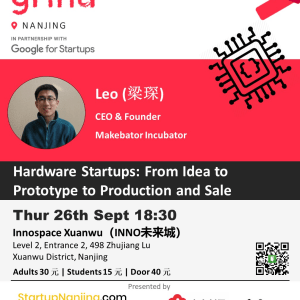 Hardware Startups: From Idea to Prototype to Production and Sale