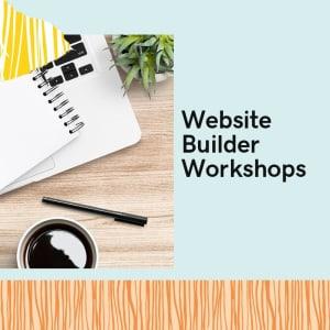 Website Builder Workshop at UJ