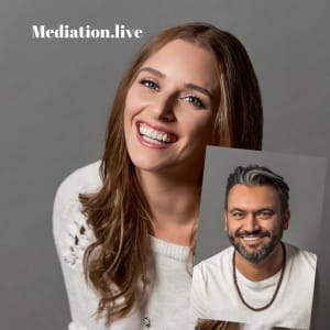 We are hosting Julie and D Sharma, Co-Founders of meditation.live