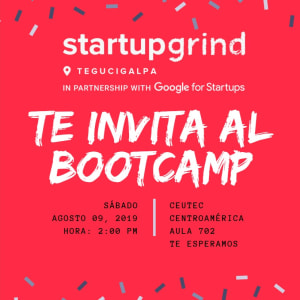Bootcamp Comunidad Startup Grind - Actitud Emprendedora