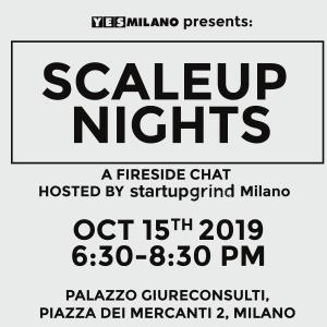 Scaleup Nights - YesMilano