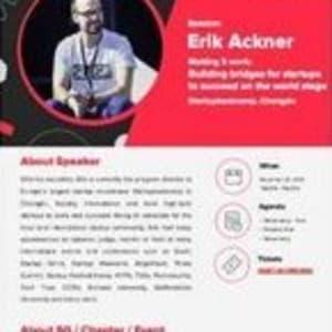SGCQ#4 重庆访谈第四期:Erik Akner--Startup Grind 中外桥梁 Building Bridges For Startups to Succeed