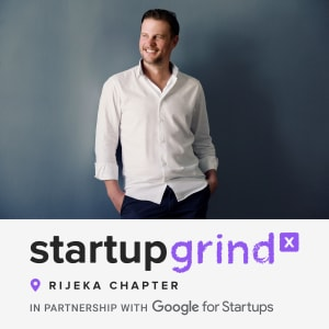 Startup Grind hosts Andrija Čolak - Founder and CEO of Surf'n'Fries!