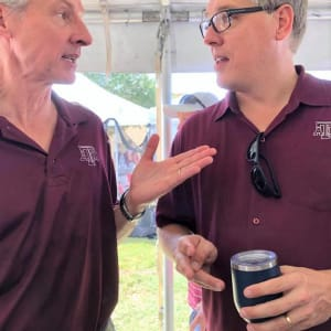 Startup Village Tailgate w/Silicon Valley Aggies, Mays Business, TAMU Engineering & TAMU Agriculture
