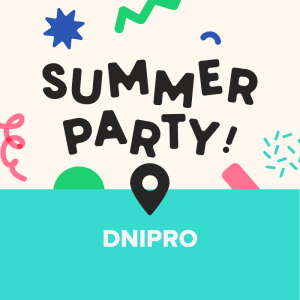Summer Party Startup Grind Dnipro