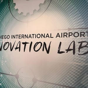 Future of Airport Innovation at San Diego Airport Innovation Lab with Rick Belliotti & Gina Jacobs