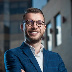 """The Journey of Building an EdTech Business"" with Alexandru Holicov, CEO & Co-founder Adservio"