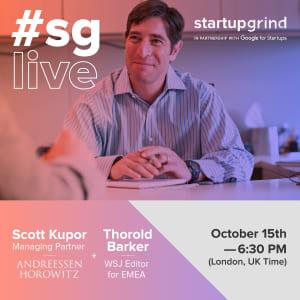 Secrets of Sand Hill Road by Managing Partner of Andreessen Horowitz: Scott Kupor