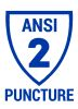 ANSI Puncture Level 2