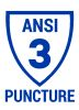 ANSI Puncture Level 3