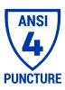 ANSI Puncture Level 4