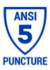 ANSI Puncture Level 5