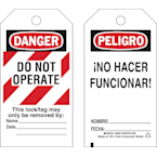 Lockout/Tagout > Tags / Labels