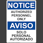 Signs and Identification > Signage