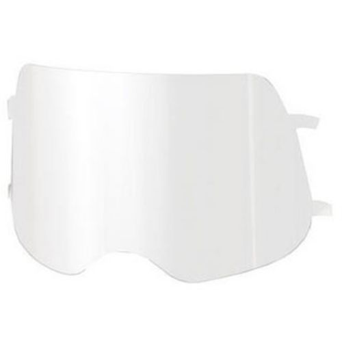 Wide-View Clear Grinding Visor
