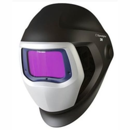 Speedglas 9100xx Welding Helmet, 9100 FX 06-0600-30SW, Side Windows Auto-Darkening Filter 9100XX Shade 5, 8-13