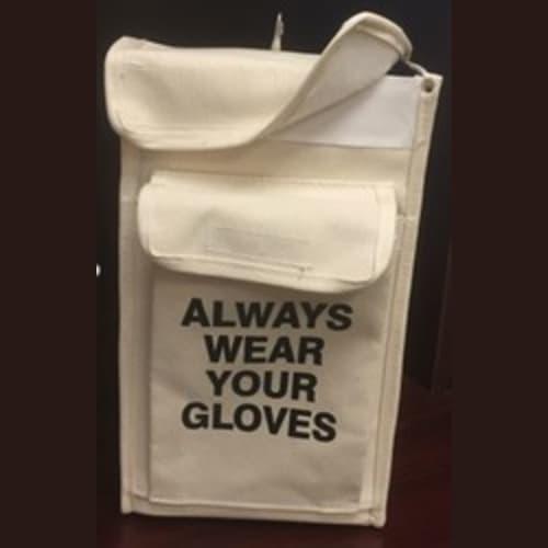 Rubber Glove Bag
