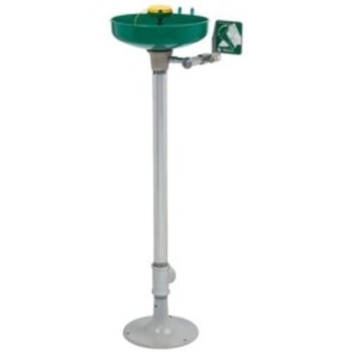 AXION MSR Pedestal Mount Eye/Face Wash