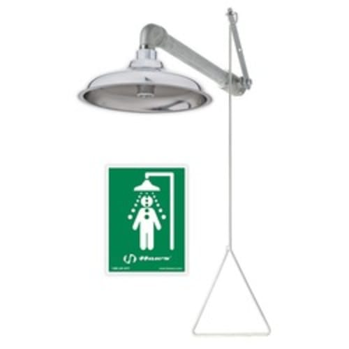 AXION MSR Corrosion Resistant Emergency Drench Shower