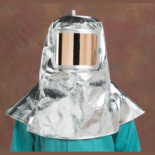 19 oz. Aluminized Carbon Kevlar Hood