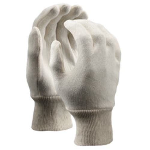 Jersey Cotton Reversible Gloves, Women's