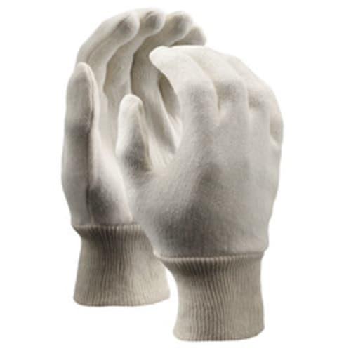 Jersey Cotton Reversible Gloves, Women's