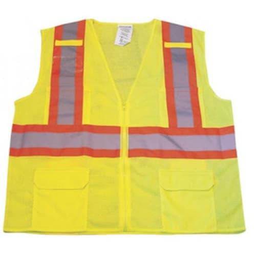 Flame Retardant Hi-Visibility Safety Vest