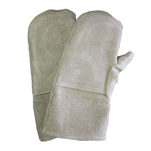 "14"" Double Layer High Heat Mittens"
