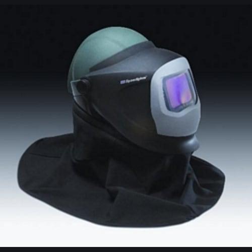 Speedglas Hard Hat Helmets with Adflo PAPR