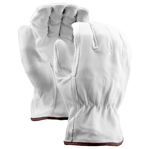 Leather Drivers Gloves with Straight Thumb