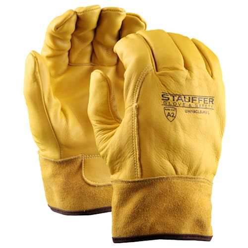 Premium Leather Welding Glove with Kevlar Liner