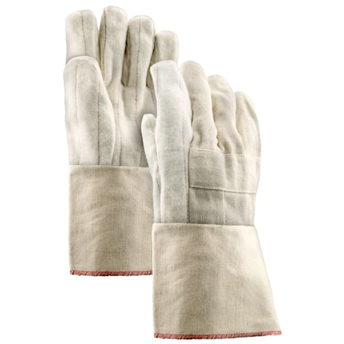 24 oz. Cotton Hot Mill Gloves