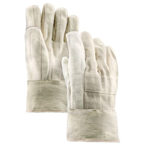 30 oz. Cotton Hot Mill Gloves
