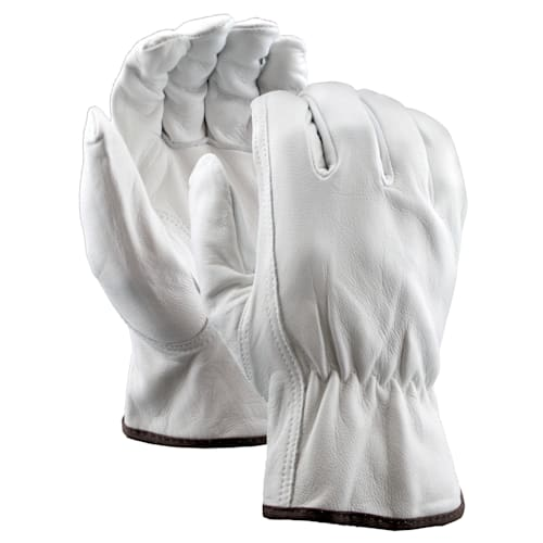 Leather Drivers Gloves with Keystone Thumb