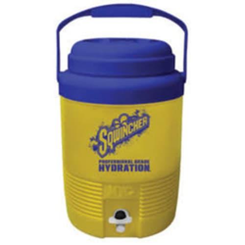 2 Gallon Sqwincher Cooler