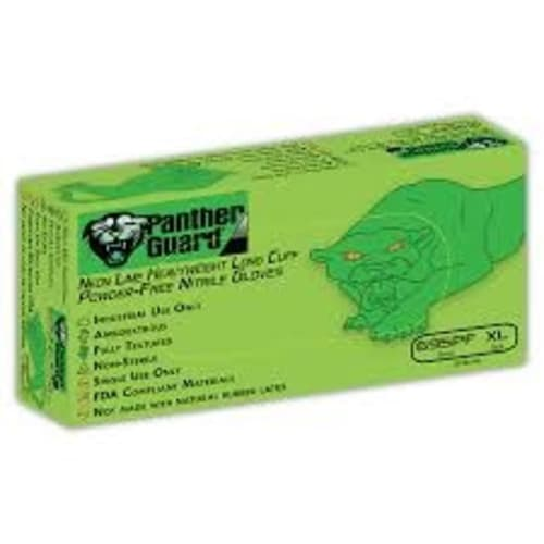 Panther Guard Disposable Gloves