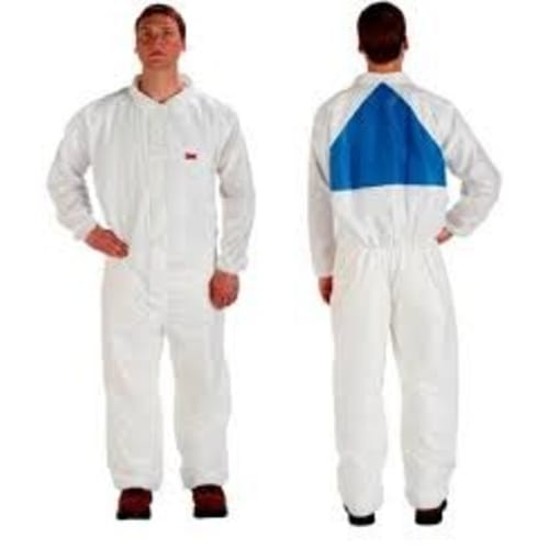 Disposable Micropourous Coverall