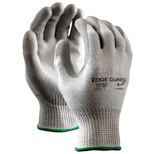 EdgeGuard4™ Cut Resistant Glove with PU Coating, Cut Level A4