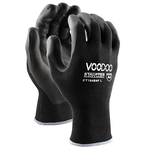 Voodoo 18 Gauge, Nitrile Foam Coated Glove