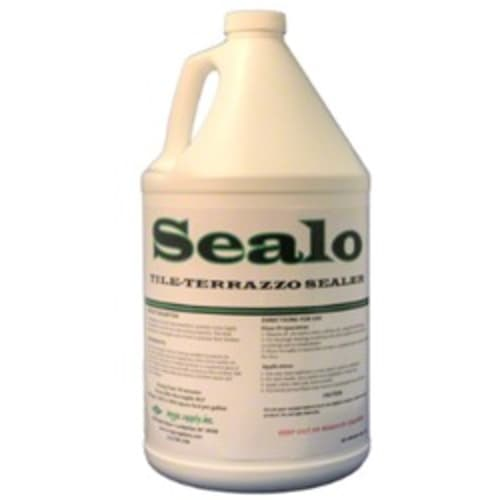 Sealo Tile, floor polish, Odorless and Nonflammable, 1 Gallon, 4 per Case