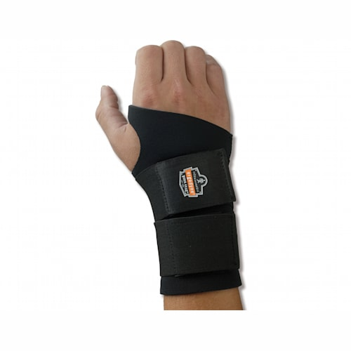 ProFlex 675 Ambidextrous Double Strap Wrist Support