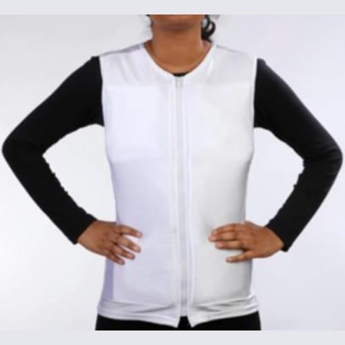 Flex Vest - White -Includes 1 sets of Flex Vest Cool Pack Sets
