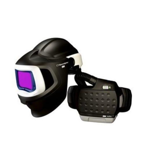 Welding Helmet With PAPR