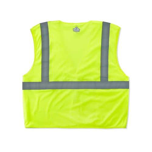 GloWear  Class 2 Vest, Lime