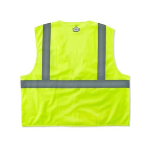GloWear 8210Z Class 2 Economy Vest