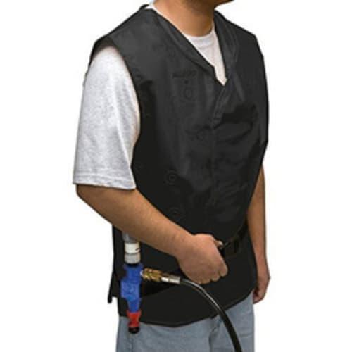 Vortex Cooling Vest with Plastic Cooler, Standard