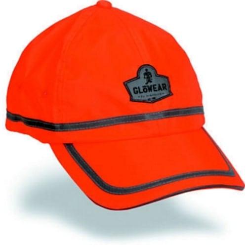 GloWear 8930 Class Headwear Hi-Vis Baseball Cap