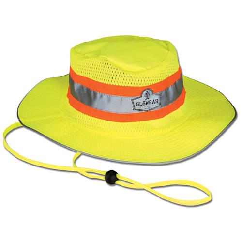 GloWear 8935 Class Headwear Hi-Vis Ranger Hat