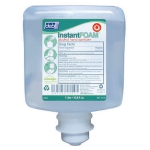 InstantFOAM Alcohol-Based Hand Sanitizer, 1 Liter