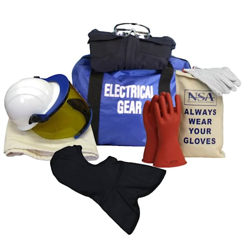 ArcGuard UltraSoft Coverall Electrical Kit